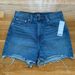 Jean Shorts from Urban Outfitters